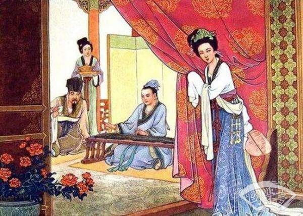 漫谈古代婚姻的故事